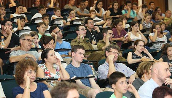 הפקולטה: הרצאות במגוון נושאים בעקבות 2050