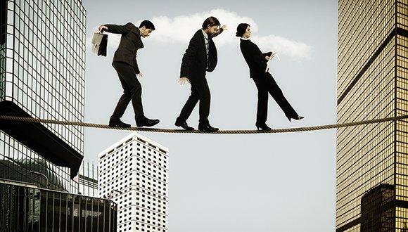 ללכת על חבל דק - בין חדשנות, חזון ומנהיגות