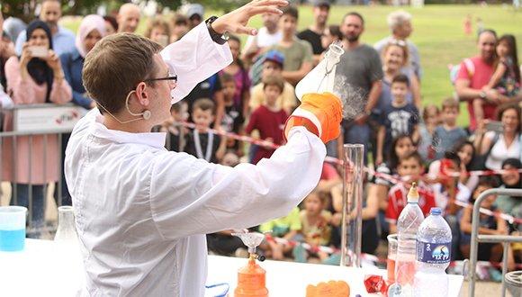 מדעני העתיד - נוער שוחר מדע